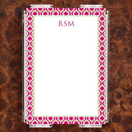 Moroccan 1 Note Sheet Set