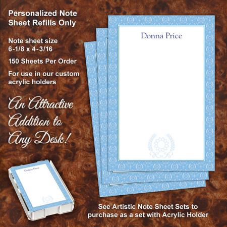 Classic Prairie Note Sheet Refill