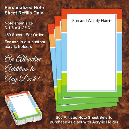 Preppy 2 Note Sheet Refill
