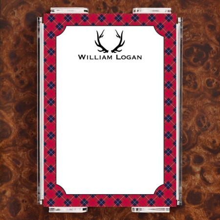 Gentleman Note Sheet Set