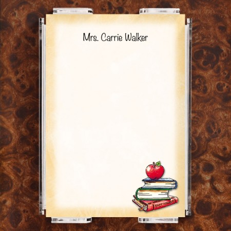 Apple Books Note Sheet Set