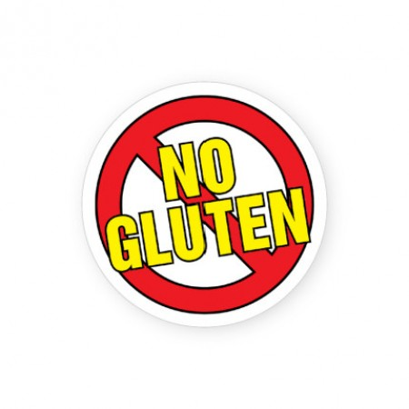 No Gluten Labels for Allergies