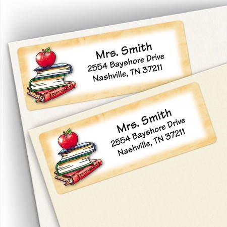 Apple Address Labels