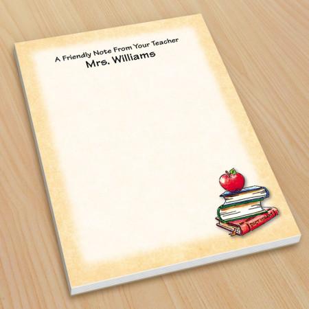 Apple Teacher Small Note Pads