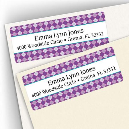 Argyle 21 Address Labels