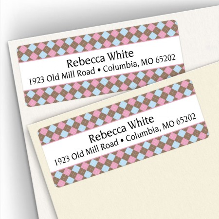 Argyle 7 Address Labels