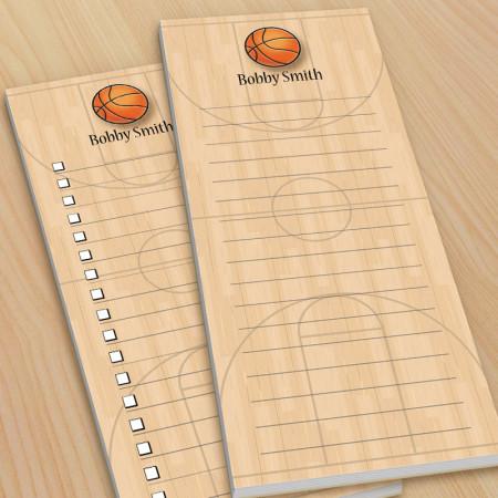 Basketball To-Do Pads