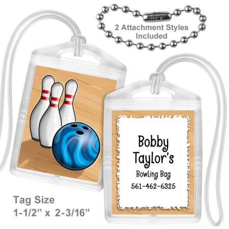Bowling Mini Tag