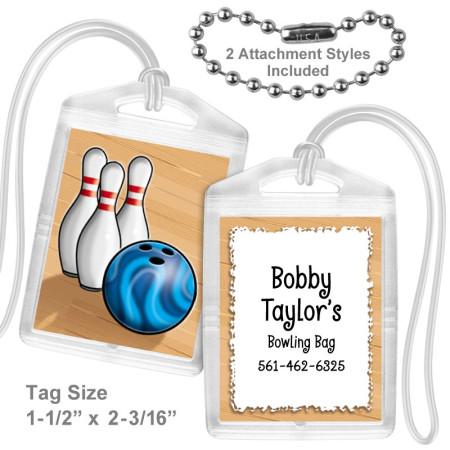 Bowling Mini Tag