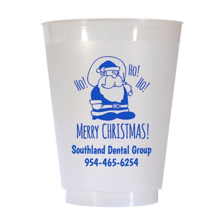 Christmas Cup Design 21 16 oz Personalized Christmas Party Cups