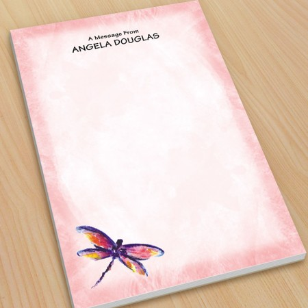 Dragonfly Large Note Pads