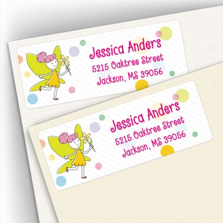 Fairy 2 Address Labels