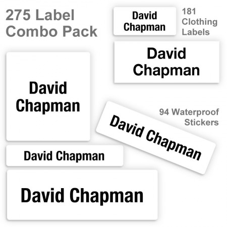 Generic Label Combo Pack