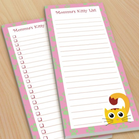 Happy Cat To-Do Pads