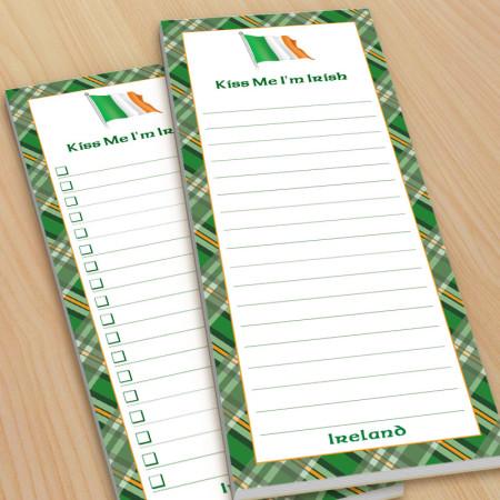 Irish Flag To-Do Pads