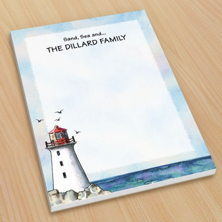 Lighthouse Small Note Pads