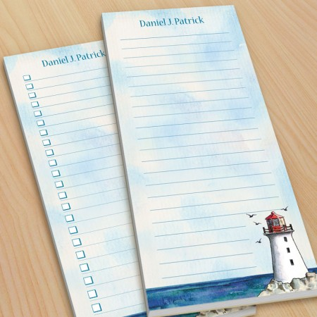 Lighthouse To-Do Pads