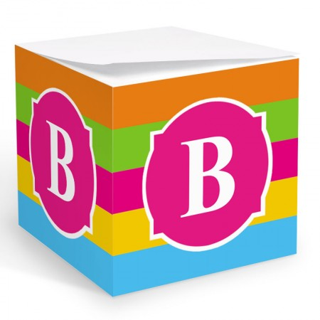 Monogram Memo Cube 17