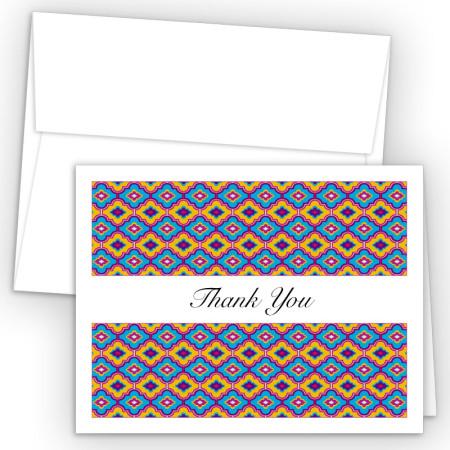Moroccan BOM Thank You Card