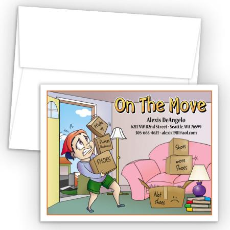 Moving Girl 3