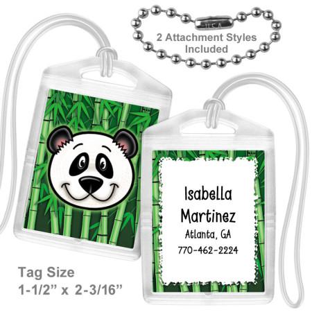 Panda Mini Tag