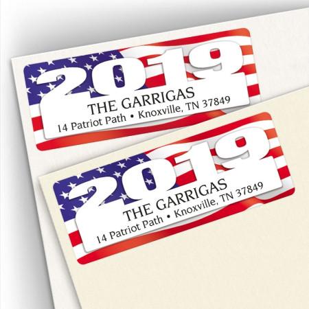 2019 Patriot 2 Address Labels