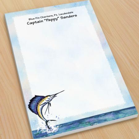 Sailfish Large Note Pads