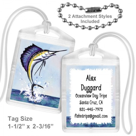 Sailfish Mini Tag