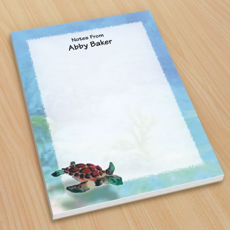 Sea Turtle Small Note Pads