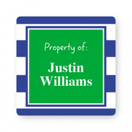 Stripes 5 Property ID Labels