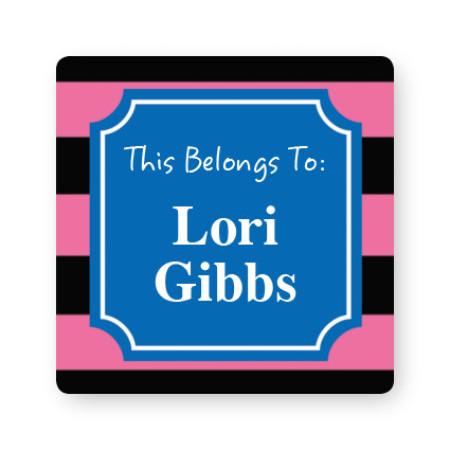 Stripes 6 Property ID Labels