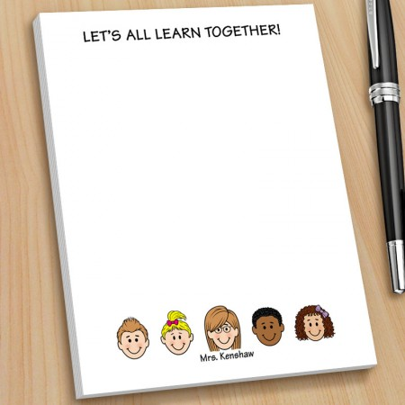 Teadher Note Pads - Small