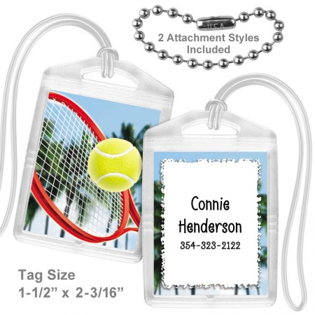 Tennis Mini Tag