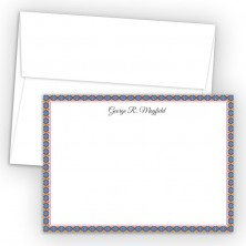 Moroccan 3 Correspondence Cards