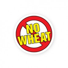 No Wheat Labels for Allergies