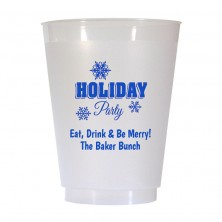 Christmas Cup Design 12 16 oz Personalized Christmas Party Cups