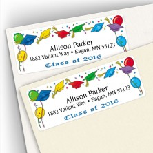 Class of 2016 Address Labels Design 5