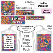 Peace Sign Mega Combo Pack