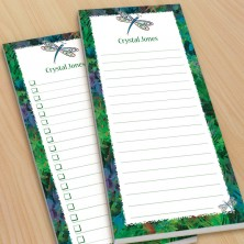 Dragonfly Mystical To-Do Pads