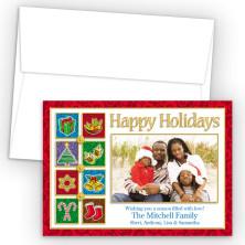 Elements Photo Upload Holiday Card