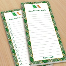Irish Flag To-Do Pads