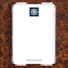 Monogram 3 Note Sheet Set