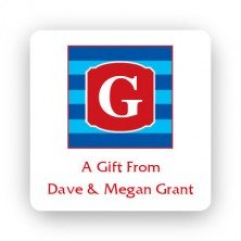 Monogram Gift Labels 10