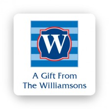 Monogram Gift Labels 7