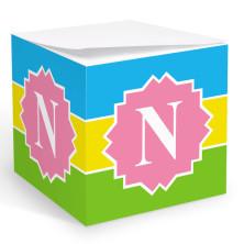 Monogram Memo Cube 1