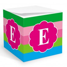 Monogram Memo Cube 15