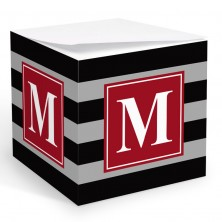 Monogram Memo Cube 5