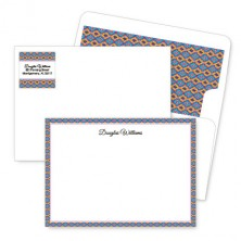 Moroccan 3 Artistic Correspondence Card Ensembles