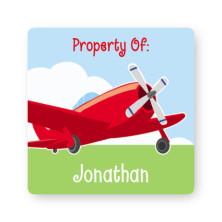Plane Property ID Labels