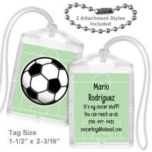 Soccer Mini Tag